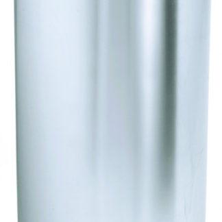 Curver Odpadkový koš DECOBIN 40L - stříbrný