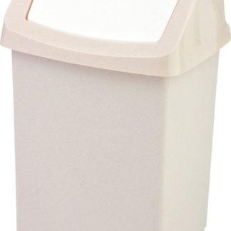 Curver Odpadkový koš CLICK 25L - savanna